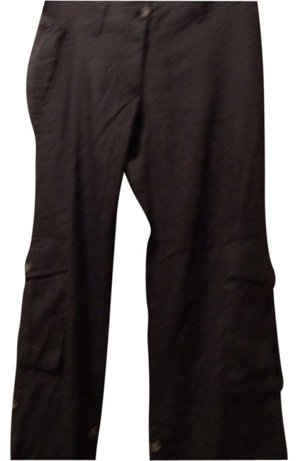 Theory Brown Cargo Pants Size 00 (XXS, 24) Theory Brown Cargo Pants Size 00 (XXS, 24) Image 1