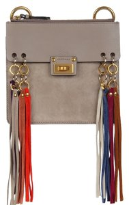Chloé Chloe Suede Leather Cross Body Bag
