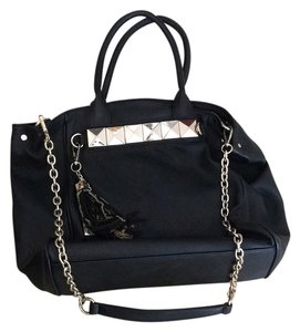 Izzy & Ali Tote in Black