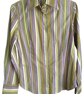 Etro Top Striped