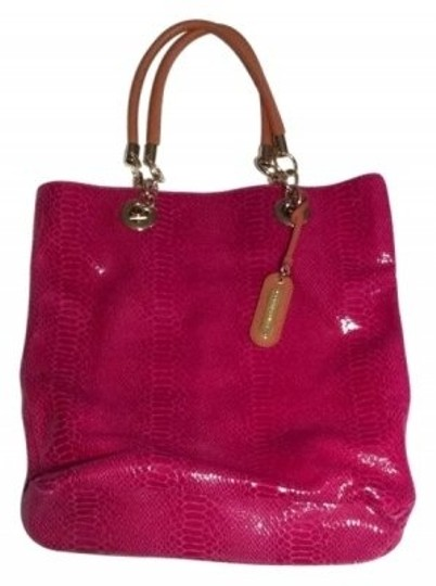 Cynthia Rowley Tote in Hot Pink