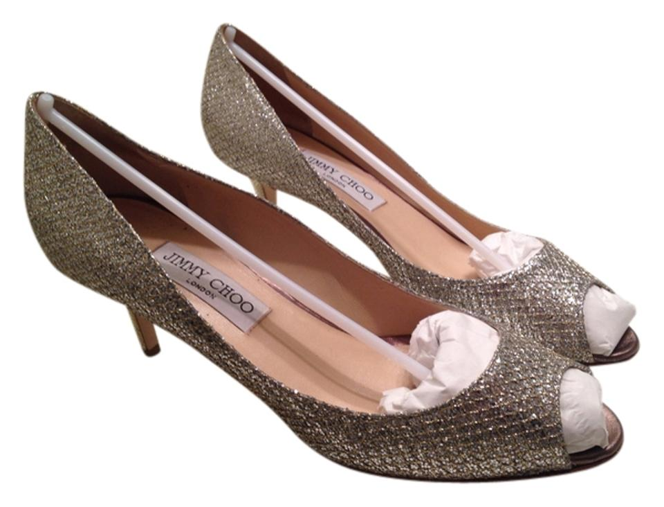 lady Jimmy Charming Choo Champagne Isabel Pumps Charming Jimmy design 9c80de
