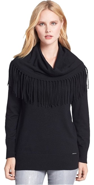 Preload https://img-static.tradesy.com/item/1482211/michael-michael-kors-other-colorssizes-availablefringe-cowl-neck-sweater-0-0-650-650.jpg