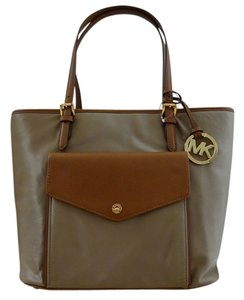 Michael Kors Tote in Khaki/Brown