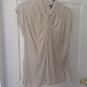Saks Fifth Avenue Top Beige