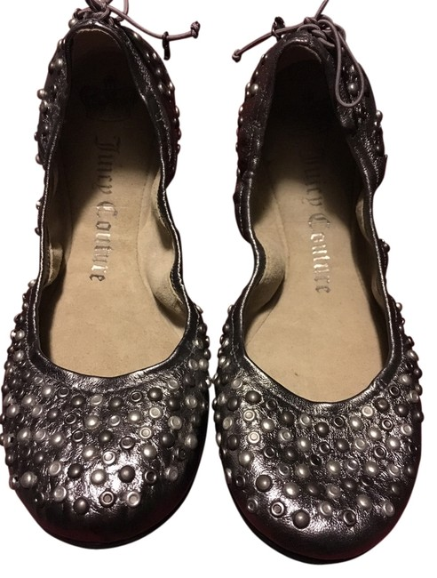 Item - Silver Flats Size US 6