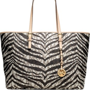 Michael Kors Tote in Vanila Multi