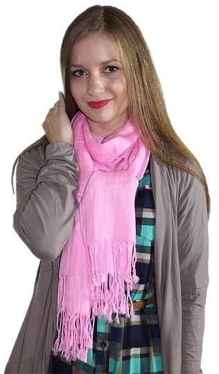 Private Collection Soft Fringed Scarf