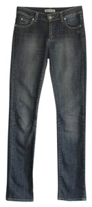 Acne Straight Leg Jeans-Dark Rinse