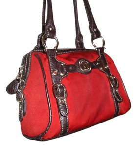 Etienne Aigner Satchel in RED