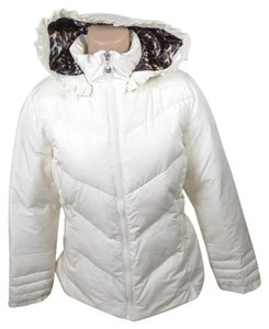 Betsey Johnson Down Feather Puffer Coat