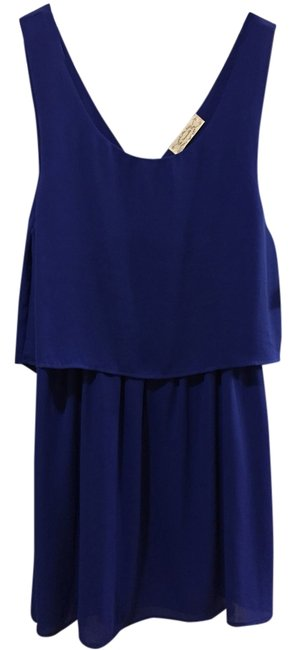 Preload https://img-static.tradesy.com/item/1482658/the-impeccable-pig-royal-blue-night-out-dress-size-4-s-0-0-650-650.jpg