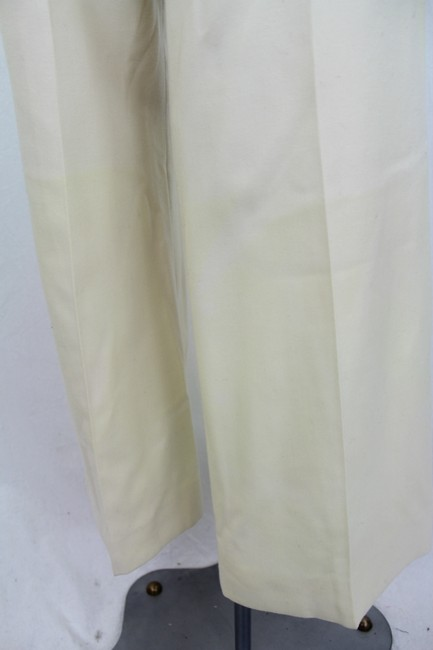 Chanel Flare Pants Ivory