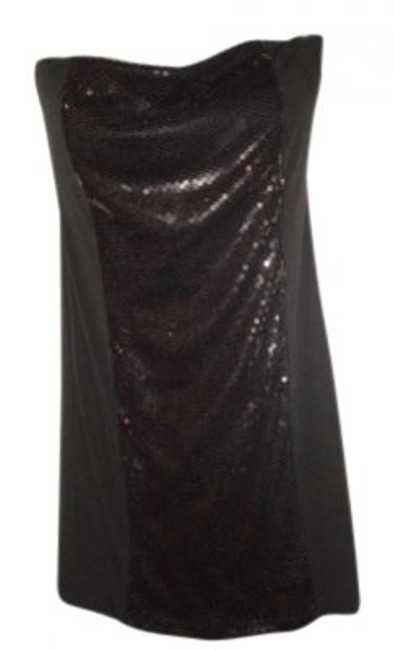Preload https://item2.tradesy.com/images/body-central-black-sequined-sexy-strapless-mini-night-out-dress-size-4-s-148281-0-0.jpg?width=400&height=650