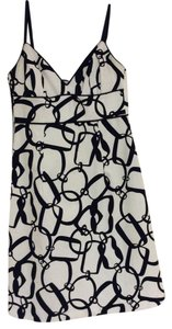 Trina Turk short dress B/w on Tradesy