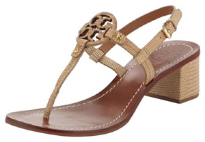 Tory Burch Trench tan beige Sandals