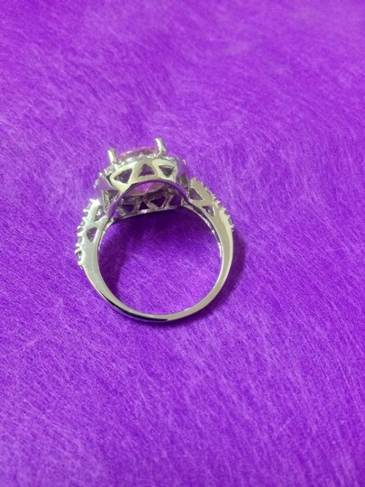 Unknown Pink Engagement Ring Size 7.25