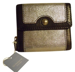 Liz Claiborne leather bi fold