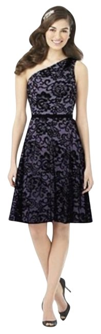 Item - Smashing / Black 8141 Mid-length Night Out Dress Size 10 (M)