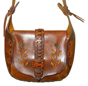 Other Vintage Hippie Boho Floral Shoulder Bag