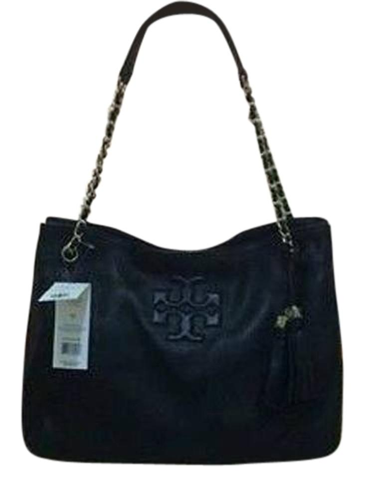 12e56d2d8798d Tory Burch Thea Chain Shoulder Slouchy Tote - Tradesy