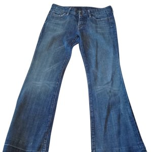 Citizens of Humanity Boot Cut Jeans-Medium Wash - item med img