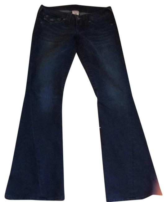 Preload https://item4.tradesy.com/images/true-religion-dark-rinse-boot-cut-jeans-size-26-2-xs-1483003-0-0.jpg?width=400&height=650