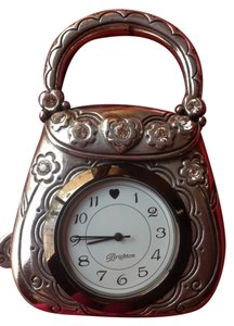 Brighton Brighton Handbag Theme Clock