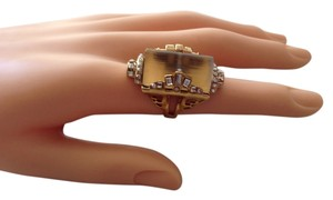 Alexis Bittar Art Deco Ring