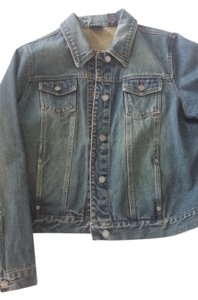 New York & Company Womens Jean Jacket