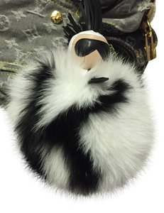 Fendi Fendi Super Karlito Bag Charm