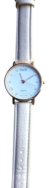 Item - Beige with Rose Gold Hardware Watch