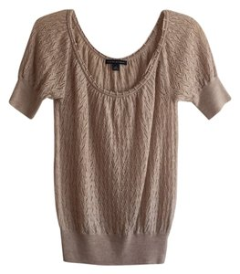 Banana Republic Top Tan
