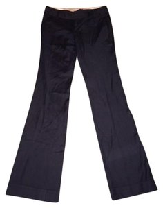 Banana Republic Work Trouser Pants black