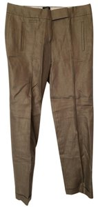 J.Crew Trouser Pants Bronze Metallic