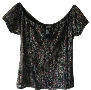 Patricia Woods Top Black