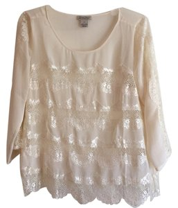 Lucky Brand Top Cream