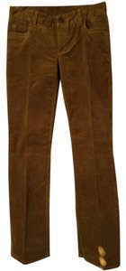 J.Crew Straight Pants Cashew Brown
