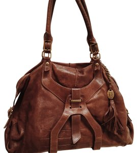 Olivia Harris Satchel in Brown