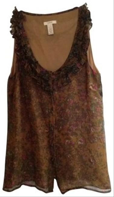 Preload https://item4.tradesy.com/images/jcrew-floral-tank-topcami-size-0-xs-148333-0-0.jpg?width=400&height=650