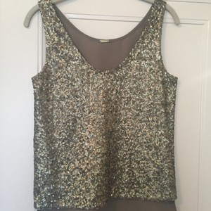Elie Tahari Top Gold