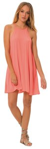 Elan short dress coral on Tradesy