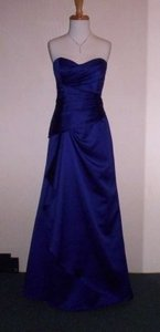 Alfred Angelo Purple Storm 7203 Dress