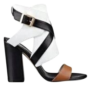Guess Sexy Classic Business Summer Black white tan Sandals