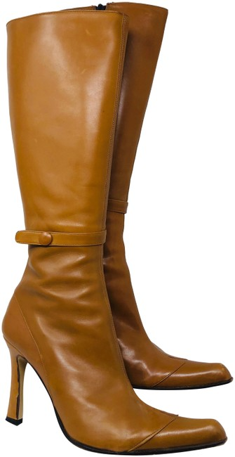 Charles David Tan Boots/Booties Size US 8.5 Regular (M, B) Charles David Tan Boots/Booties Size US 8.5 Regular (M, B) Image 1