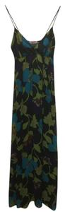 Black Floral Maxi Dress by Forever 21 Summer Maxi Print Spring