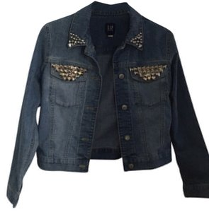 Gap Kids Lightwash denim Womens Jean Jacket