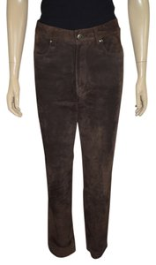 Searle Straight Pants Brown