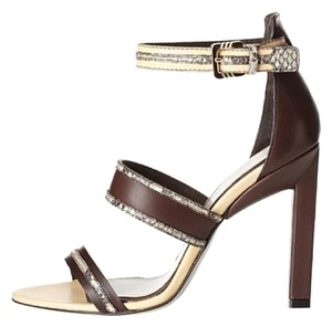 Jason Wu Brown/Tan Sandals