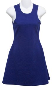 Tobi short dress Royal Blue Fitted Bodycon on Tradesy